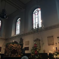 Photo taken at St Mary's Rotherhithe by Kityaporn C. on 1/8/2017