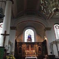 Photo taken at St Mary's Rotherhithe by Kityaporn C. on 6/14/2015