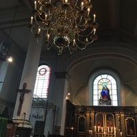 Photo taken at St Mary's Rotherhithe by Kityaporn C. on 1/18/2015