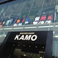 5/8/2013にKityaporn C.がサッカーショップKAMO 原宿店で撮った写真