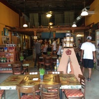 Photo taken at Oasis Juice Bar & Market by Adrian D. on 6/8/2013
