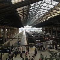 Photo taken at Paris Saint-Lazare Railway Station by William N. on 7/2/2013
