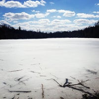 Photo taken at Crawford Lake Conservation Park by Tat on 4/1/2013