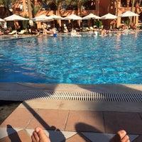 Photo taken at Sansimar Makadi Hotel by Frank B. on 7/7/2014