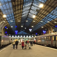 Photo taken at Paris Austerlitz Railway Station by Franck B. on 1/14/2015
