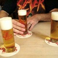 Das Foto wurde bei Restaurant Geißbockheim von Julie am 9/4/2013 aufgenommen