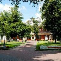 Photo taken at Hermitage Garden by Julie on 7/1/2013