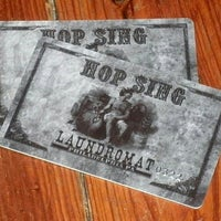 Foto scattata a Hop Sing Laundromat da Julie il 10/25/2013