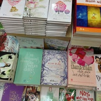 Photo taken at PNC Bookstore @Parkson Hung Vuong by Candy T. on 3/17/2013
