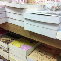 Photo taken at PNC Bookstore @Parkson Hung Vuong by Candy T. on 1/3/2013