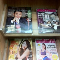 Photo taken at PNC Bookstore @Parkson Hung Vuong by Candy T. on 11/29/2012