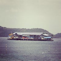 Photo taken at Penida Dive Resort by Irfan A. on 6/6/2015