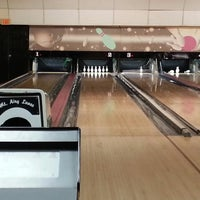 Photo taken at Mt. Airy Duckpin Bowling Lanes by Bobbie D. on 3/28/2015