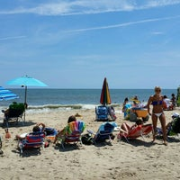 Photo taken at Dagsworthy St. Beach by Bobbie D. on 7/17/2015