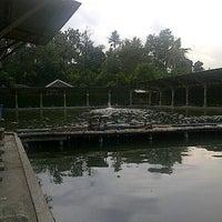 Photo taken at Pemancingan & Lesehan Tirta Mas by Agus S. on 6/15/2013