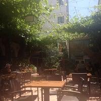 Photo taken at La Gruta Tossa by Marga P. on 6/21/2014