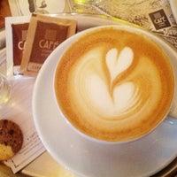 Photo taken at Café Lounge by Igi P. on 3/30/2013