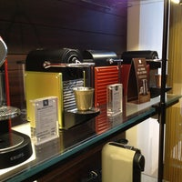 Photo taken at Nespresso Boutique by Piscolo on 3/15/2013