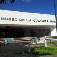 Foto tomada en Museo de la Cultura Maya por Erick C. el 11/13/2012