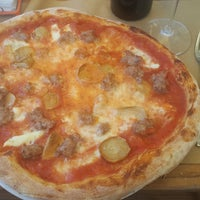 Photo taken at L'angolo Della Pizza by Olena D. on 7/16/2017
