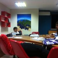 Photo taken at Plato Dershanesi by Ipek M. on 10/12/2012