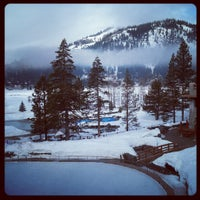 Photo taken at Resort at Squaw Creek by Ben M. on 1/24/2013