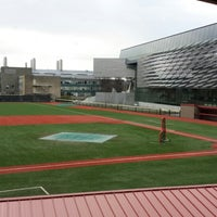 Photo taken at Hoy Field by John H. on 5/3/2014