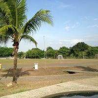 Photo taken at Domo Universitario by Ricky G. on 5/14/2013