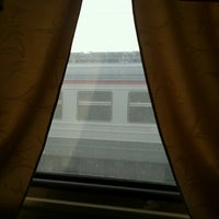 Photo taken at Поезд №139/140 Нижний Новгород — Москва by Alena b. on 2/15/2013