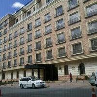Foto tomada en Casa Dann Carlton Hotel Bogotá por Oscar G. el 1/28/2013