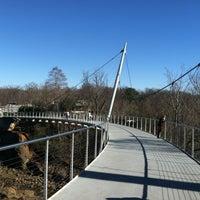 Photo taken at Liberty Bridge by Alessandro on 2/6/2013