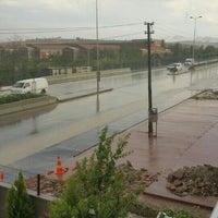 Photo taken at Bağlıca Yolu by Sercan K. on 8/21/2015