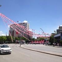 Photo taken at Tandoğan Square by Sercan K. on 5/19/2013