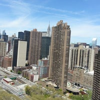 Photo taken at 401 East 34th Street by Alex M. on 5/1/2013