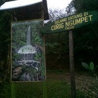 Photo taken at Curug ngumpet by anggabanu h. on 2/24/2013