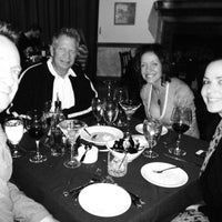 Photo taken at Sangiovese Ristorante by Dave S. on 12/28/2012