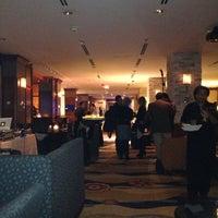 Photo taken at Renaissance Washington, DC Dupont Circle Hotel by LARGESS A. on 11/15/2012