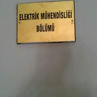 10/15/2012 tarihinde Hami A.ziyaretçi tarafından Elektrik Elektronik Fakültesi'de çekilen fotoğraf