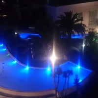 Photo taken at Regiohotel Manfredi Manfredonia by Daniele S. on 11/20/2013