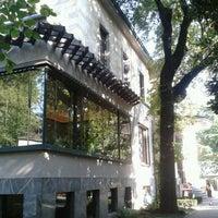 Photo taken at Villa Necchi Campiglio by Katiuscia on 6/30/2013