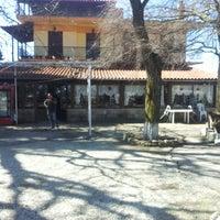 Photo taken at Ψηλή Ράχη by Nikolaos P. on 3/10/2013