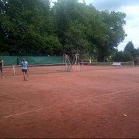 Photo prise au Justine Henin Tennis Academy par Olivier J. le8/15/2013