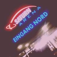 Photo taken at Saturn Arena by Elio M. on 3/8/2013