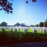 Photo taken at Hampton National Cemetery by Keith A. on 5/25/2013