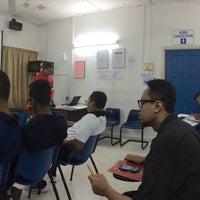 Photo taken at Akademi Laut Malaysia (ALAM) by hazroolrizalabdrahim on 11/24/2016