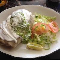 Photo taken at El Mariachi Restaurant by JJ J. on 3/9/2014