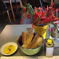 Photo taken at Enstitu Restoran (Istanbul Culinary Institute) by Seb on 9/20/2012