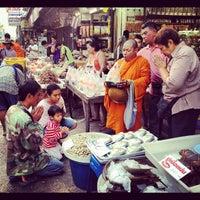 Photo taken at Mahachai Market by siamblackberry s. on 11/4/2012