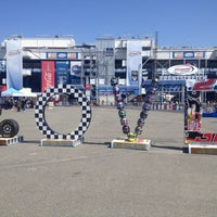 Photo taken at Richmond International Raceway by Gary D. on 4/26/2013