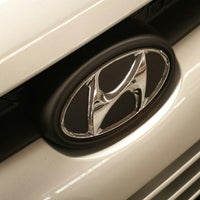 Photo taken at Hyundai by Marcio R. on 10/10/2014